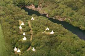 overview of the tipi site