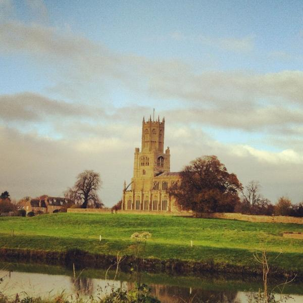 St Mary & All Saints, Fotheringhay