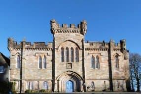 Castle Wing exterior