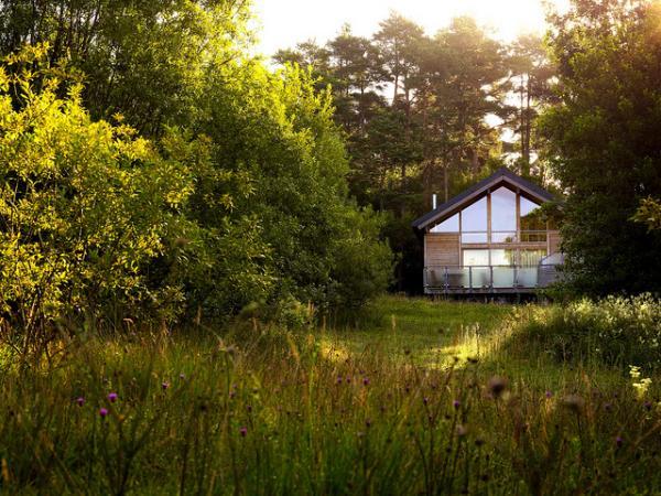 luxury cabin accommodation
