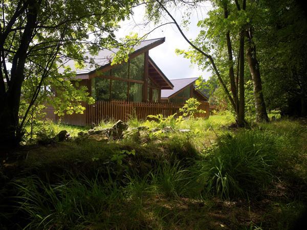 cabin at Cropton