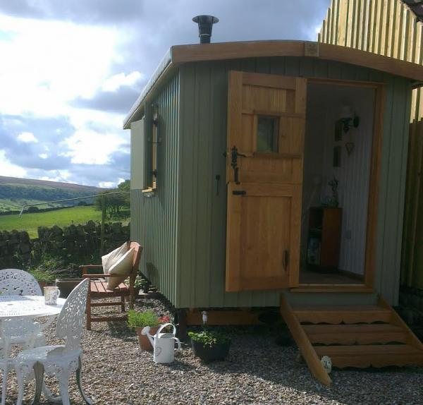 Shepherds Hut Bilsdale