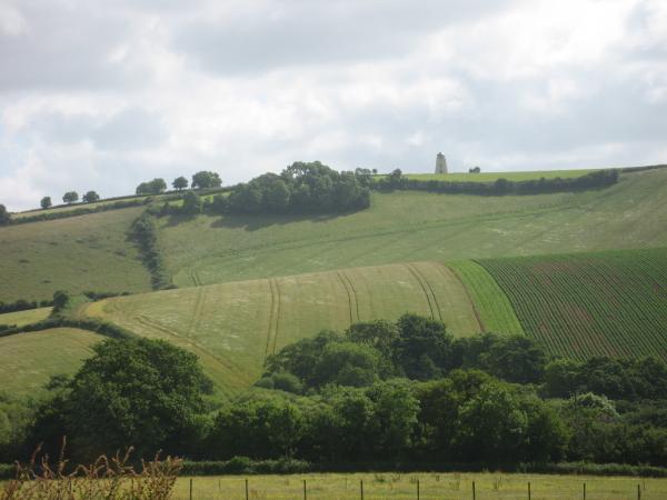 beautiful rural surroundings