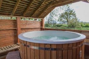 book a hot tub session