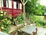 Rosie the gypsy caravan for 2