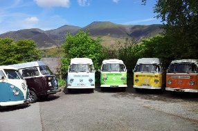the Rainbow Campers
