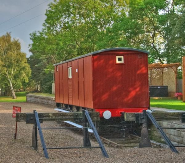 The Guards Van