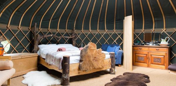 Hazel Yurt