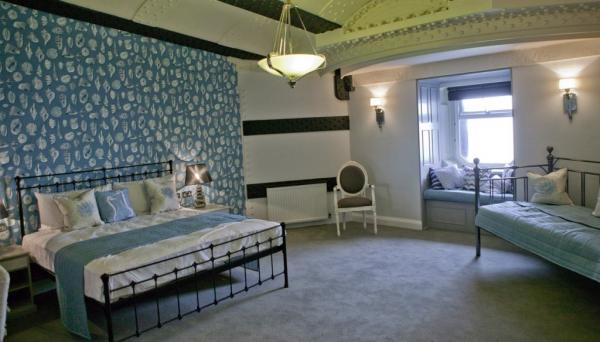 Stylish double rooms