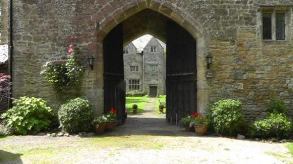 The Gatehouse Arch