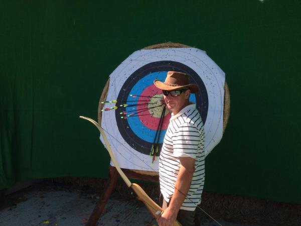 archery and other activities at Wall Eden