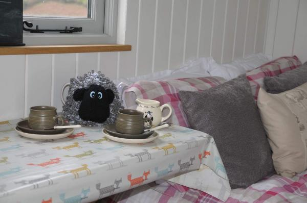 relax with a cuppa