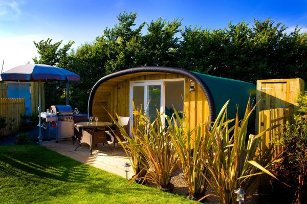 quirky eco pods