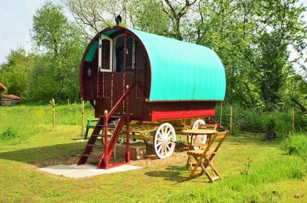 the gypsy wagon