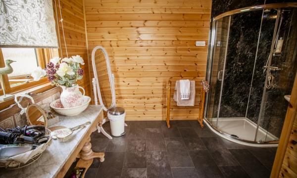 quality bathroom facilities