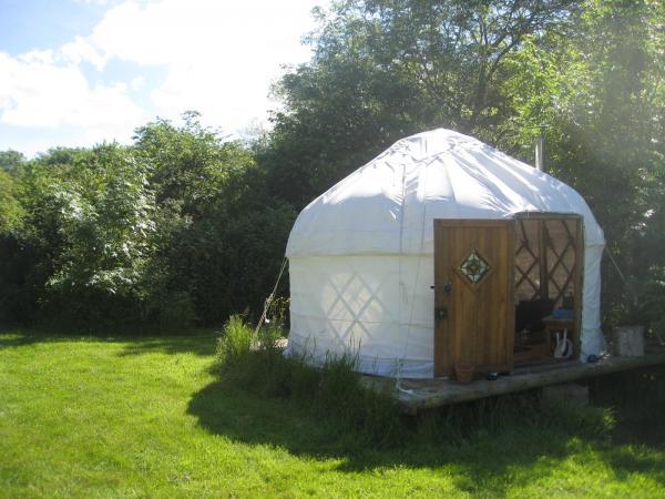 Rose Yurt