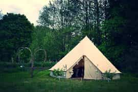 bell tents for 4