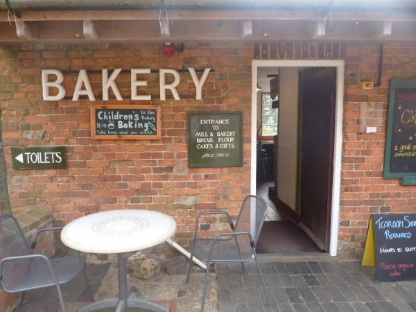 on site bakery