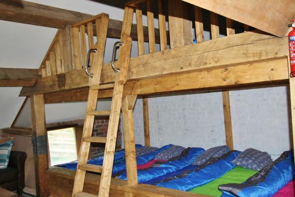 Inside Bunkhouse Bethan