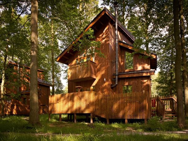 luxury cabins for 2 to 10