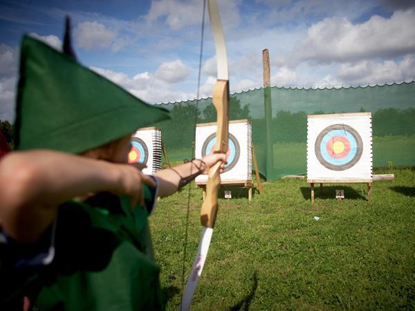 enjoy archery lessons