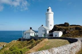 Beacon Cottage at Start Point lighthouse