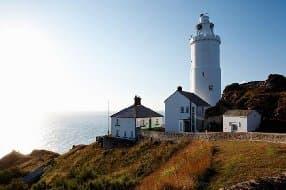 Landward Cottage at Start Point Lighthouse