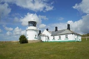 At Anvil Point Lighthouse