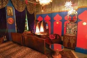 themed rooms at hotel