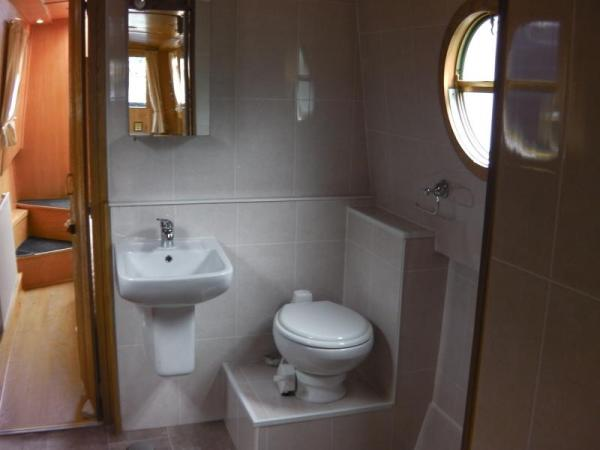 wetroom with shower