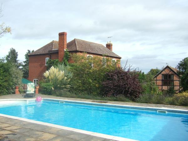 summer use of pool