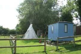 Millstream Camp Shepherds Hut