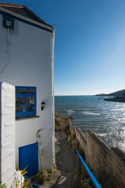 old fishermans cottage with views