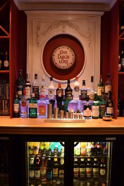 Hotel de Vie bar