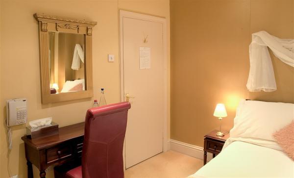 Each room has a work/ dresser desk