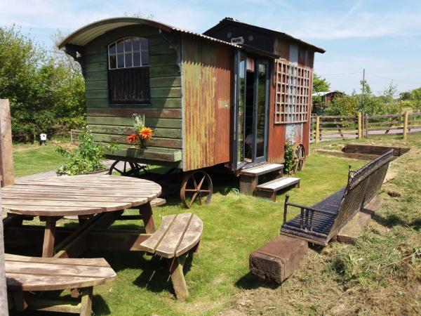 Hector -Shepherds Hut