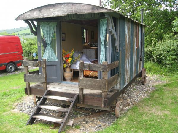 Ellie the Shepherds Hut