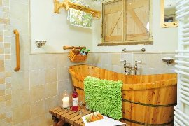 Bothy bathroom