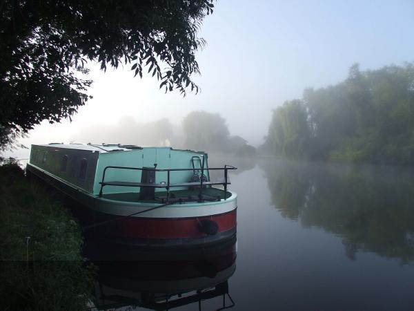 tranquil waterways