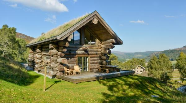Dog Friendly Log Cabins Scotland