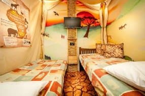 African Adventure theme room
