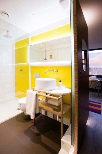 Qbic hotel london city for Quirky hotels london
