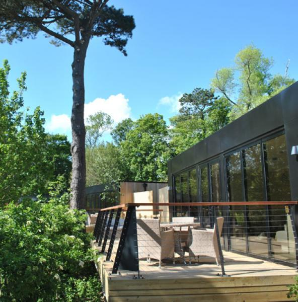 Treehouse Hotel At Port Lympne