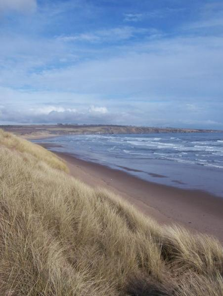 Lunan Bay within walking distance