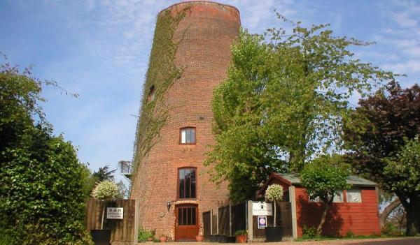 Windmill in Aylsham