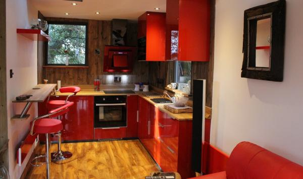 kitchen in Trunkquillity