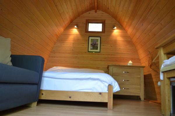 double lodge interior