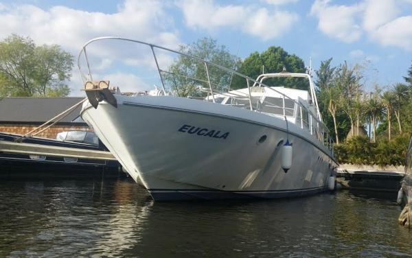 Eucala boat