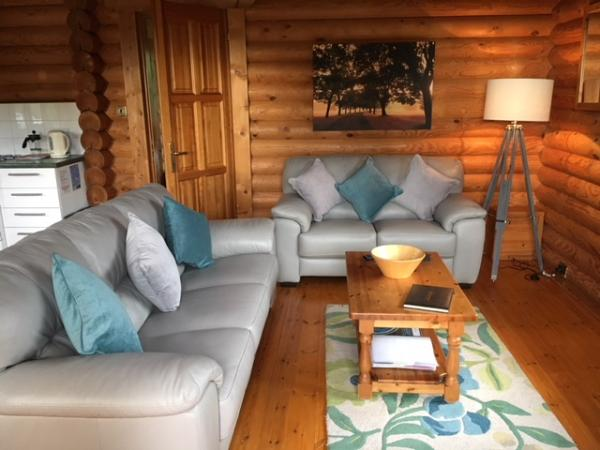 Chaffinch Lodge interiors