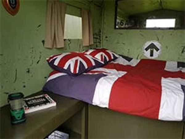 British SAS Trailer